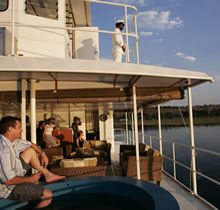 Ichobezi Houseboat Holiday